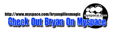 Check Out Bryan On Myspace!